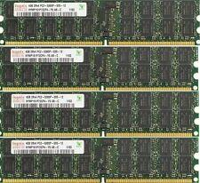 16GB(4x4GB)DDR2 PC2-5300P 667MhZ Server Ram Memory HP DL365 G5/DL585 G2/DL585 G5