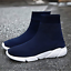 Sneakers-Mens-Socks-Shoes-Ultra-Casual-Athletic-Running-Shoes-Lightweight thumbnail 3