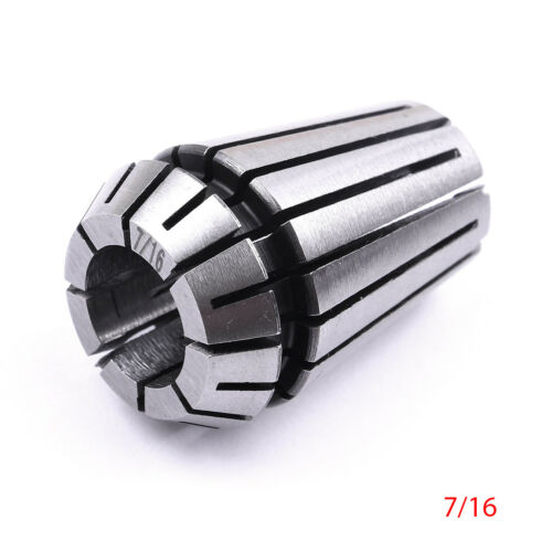 ER20 Spring Collet For CNC Milling Lathe Tool Engraving Machine 7//16/'/' Inch
