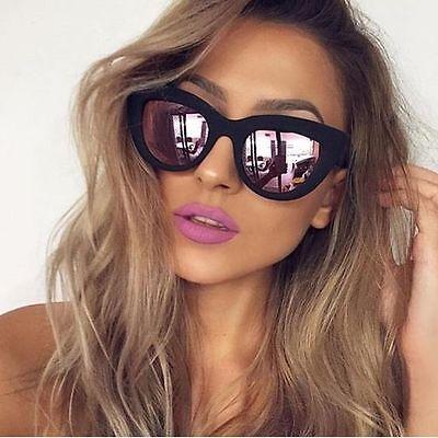 Sunglasses Women Matte Cat Eye Kitty Shades New Kitti Fashion Black 2018 Classic