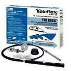 New Teleflex OEM Rack /& Pinion Boat Steering System 17/' SS14117