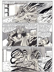 RAY-COMET-FERNANDO-FERNANDEZ-PRISONNIERS-DE-ZEPHIR-PLANCHE-ORIGINALE-PAGE-70