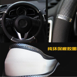 Car-Carbon-fiber-steering-wheel-cover-fashion-generous-Four-Seasons-Universal