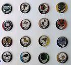 NFC / Hat Pin / Grateful Dead / Stealie / Dead Skull  49ers Saints Bears Packers