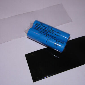 PVC-Heatshrink-Battery-Sleeving-Heat-Shrink-Sleeve-Strong-Ultra-Thin-Lightweight