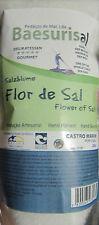 250g Gourmet Flor de Sal - Fleur de Sel, Flower of Salt, Meersalz (15€/kg)