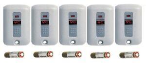 Multicode 3070 micro-mini remote control