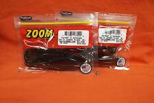 ZOOM Salty Super Fluke (10cnt) #023-339 Watermelon Slice (2 PCKS)
