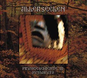 ALLERSEELEN – Frühgeschichte III. Autdaruta - CD (Blood Axis, Death In June)