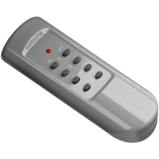 Fernbedienung für Funksteckdose 230V~ 5A 1100W inklusive Batterie A23