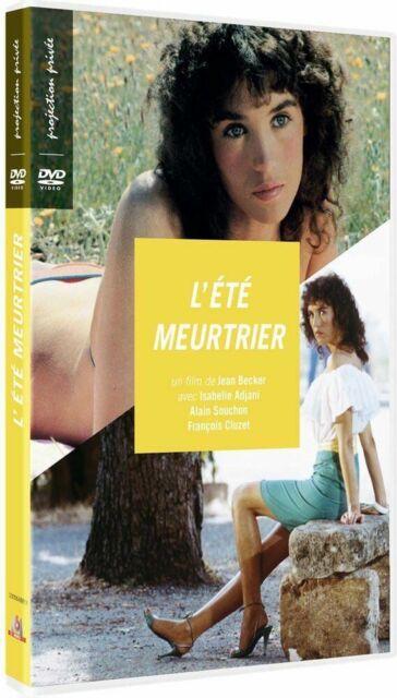 """DVD """"L'Été meurtrier""""  Adjani - Souchon  NEUF SOUS BLISTER"""