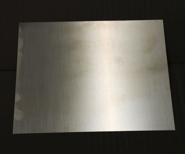 Quality Brass sheet 0.3mm thick 400mm x 150mm