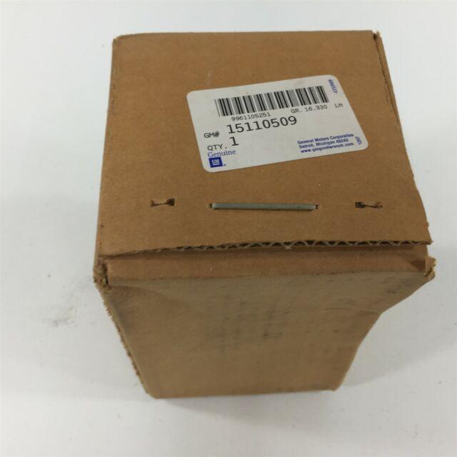 (1) Genuine GM 15110509 Actuator