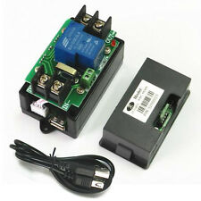 DC Battery Wireless 0-120V 30A Voltage Current Watt Power Capacity Combo Meter