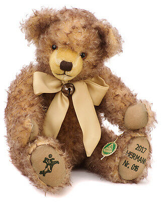 Coming Home 2017 Annual Teddy Bear by Hermann Spielwaren 15215-4