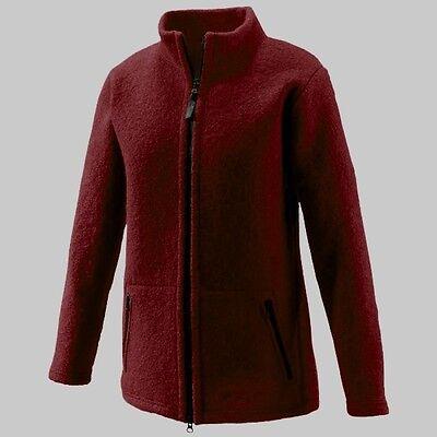 Mufflon Inverno-giacca Mel Per Donna, Rosso-ke Mel Für Damen, Rosso It-it Mostra Il Titolo Originale