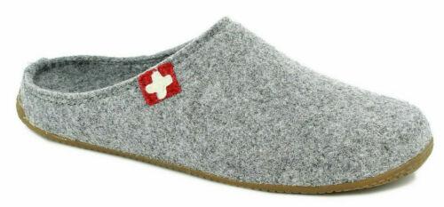 Living Kitzbühel 2486 610 Suisses Croix Pantoufles Avec Semelle Intérieure Taille 36-48 Neuf