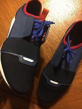 Men's Balenciaga Runners 43eu 10Us Shoe Runs Narrow Fits (9.5us)  Retail:$695