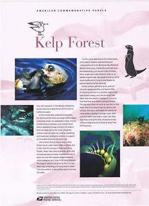 844-44c-Kelp-Forest-Sheet-4423-USPS-Commemorative-Stamp-Panel