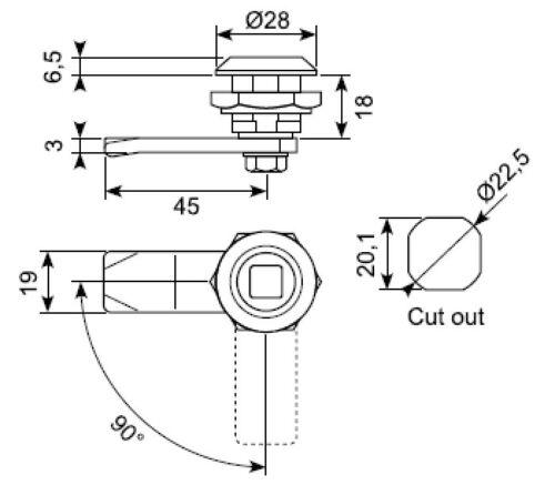 Sockel BA15s 2x  Blinker Stopplampe  24V// R10W NARVA  #17326