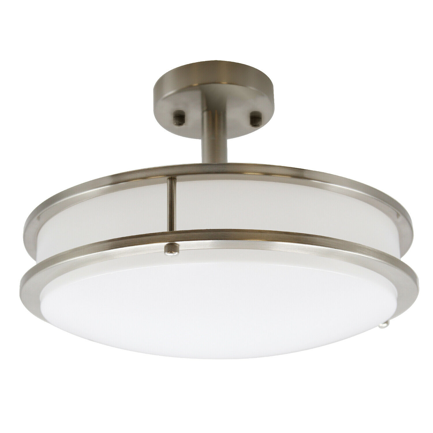 16 Flush Mount Led Light Fixtures Dimmable Low Profile Ceiling Light Round For Sale Online Ebay