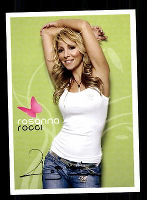 Original, Nicht Zertifiziert Nett Rosanna Rocci Autogrammkarte Original Signiert ## Bc 95562 National