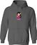 Unisex-Pullover-Sweatshirt-Hoodie-Sweater-Little-Mermaid-Princess-Ariel-Cartoon thumbnail 6