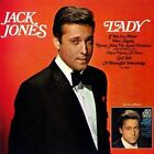 Lady/Jack Jones Sings by Jack Jones (CD, Apr-2013, Zone Records)