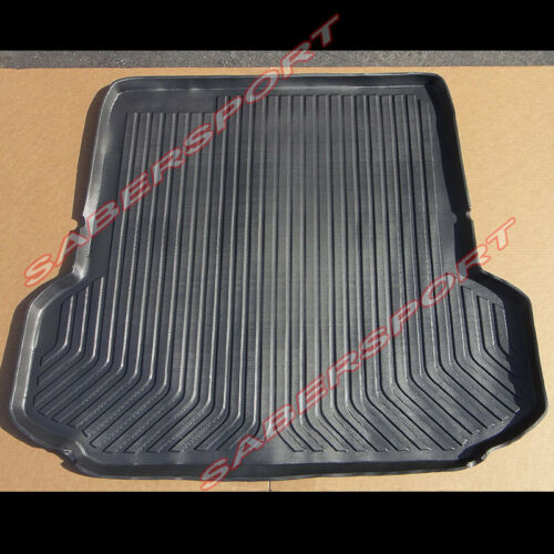 2008-2012 CHEVY MALIBU ALL WEATHER TRUNK CARGO AREA TRAY LINER MAT 08 09 10 11