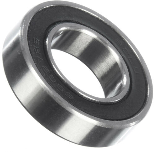 THIN SECTION BEARING 6903 2RS 61903 2RS DUNLOP 17X30X7MM RUBBER SEALED