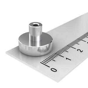 10x-POWER-NEODYM-TOPF-MAGNET-INNENGEWINDE-M4-16x5-mm-N38-SUPER-MAGNETE