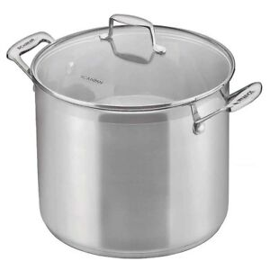 NEW Scanpan Impact Stockpot 24cm/7.2L