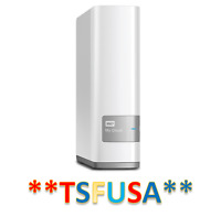 Western Digital Wd Absolutely 2tb External My Cloud Hard Drive Nas C