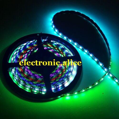 5M 300Pixel WS2812B Led strip light RGB Individually Addressable waterproof 5V