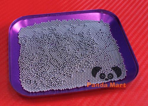 QTY 1500 1mm Loose Bearing Ball SS201 Stainless Steel Bearings Balls G100