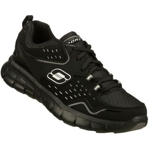 Skechers - Synergy Front Row Sneakers Bassa Donna - Nero - 12013/BBK - Taglia 36
