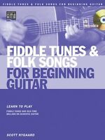 Fiddle Tunes & Folk Songs For Beginning Guitar Sheet Music Book And Cd 000695720