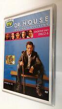 Dr. House Medical Division DVD Serie Televisiva Stagione 1 Volume 6 - Episodi 2