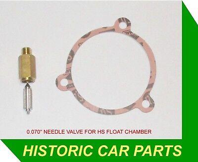 "1⅛"" SU Carb Float Chamber BOLT /& SEALS Austin Healey Sprite Mk1 1958-60"
