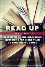 Read Up: Descriptions & Discussion Questions for More Than 30 Thoughtful Books