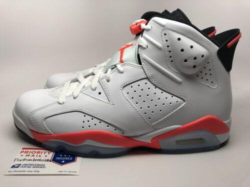 Nike Sz 6 infrarrojo Blanco Vi Air Jordan 14 Retro Nuevo Xi Iv rtxzw6rqYW