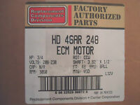 Hd46ar248 Ecm Motor (new)