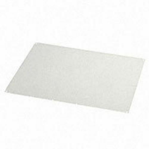 PLASTIC COVER VME SOLID 6U 160MM