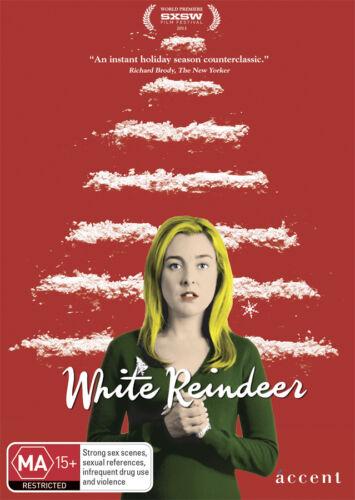 1 of 1 - White Reindeer (DVD) - ACC0380