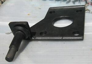 Corvette-Parts-1956-1957-1958-1959-Rear-shock-spring-mount-bracket-left-only