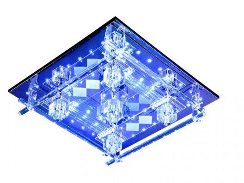 LED Deckenlampe Leuchte Deckenleuchte Design Farbwechsel Lampe Fernbedienung