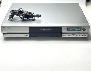 Panasonic DVD Recorder DMR-E55P DVD-R No Remote  TESTED