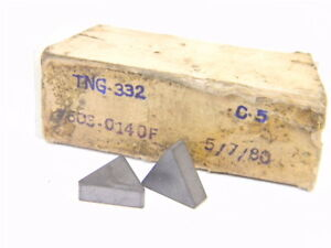Carus Tool KORLOY CNMG120408-GS PC9030 Carbide Inserts CNC Tool 10Pcs//Box