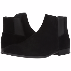 Men-039-s-Calvin-Klein-Larry-Ankle-Boot-34F0448-Black