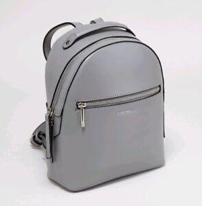 Nueva mochila Anouk Gris Fiorelli bnwt TvTH4